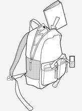 BURTON YTH GROMLET PACK CAVEMAN PRINT 11055107873 双肩背包